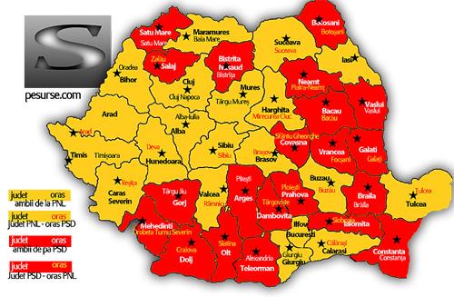 USL: În urma negocierilor Satu Mare revine în totalitate PSD