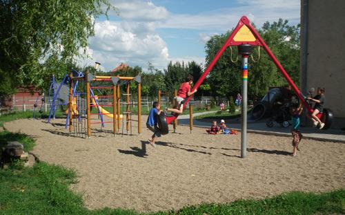 Satu Mare – locurile de joacă pentru copii