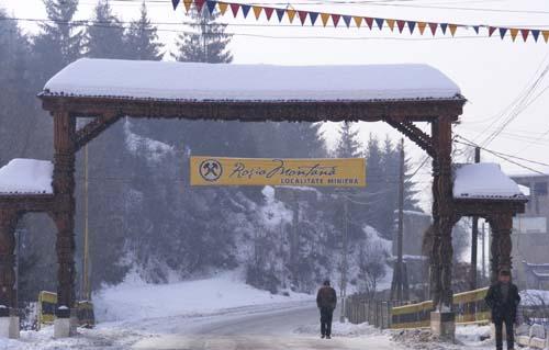 Am fost la Roşia Montană (foto+video)
