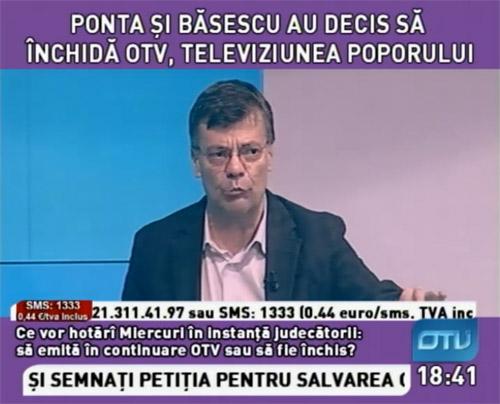 OTV emite din nou