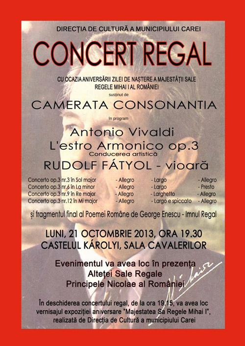 Concert-regal