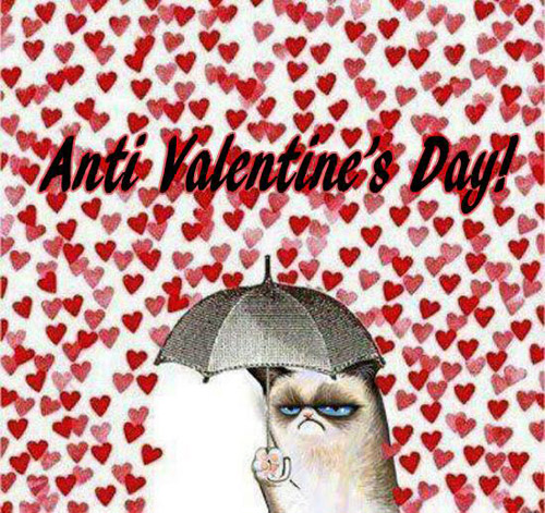 Anti-Valetines-day