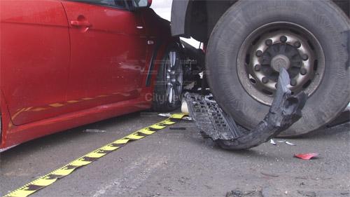 Accident-masina-tir