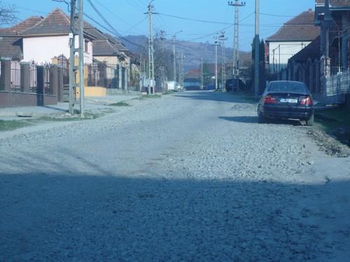 Strada livezilor dupa reparatii
