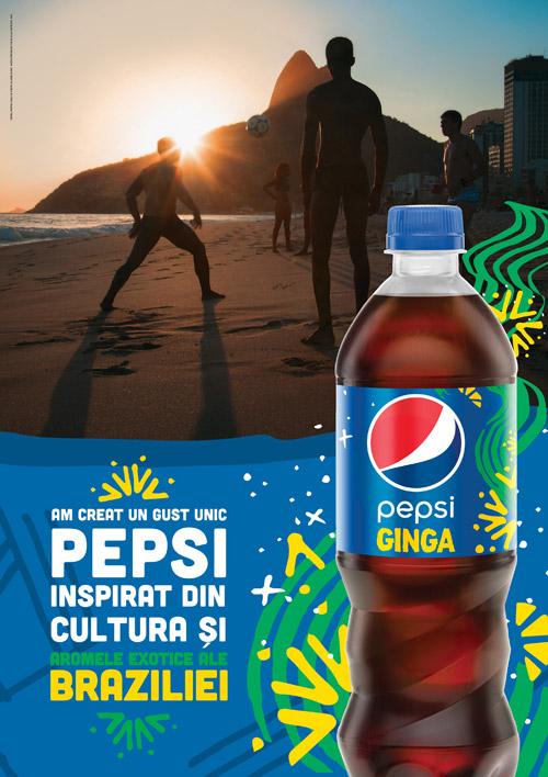 Pepsi-Ginga