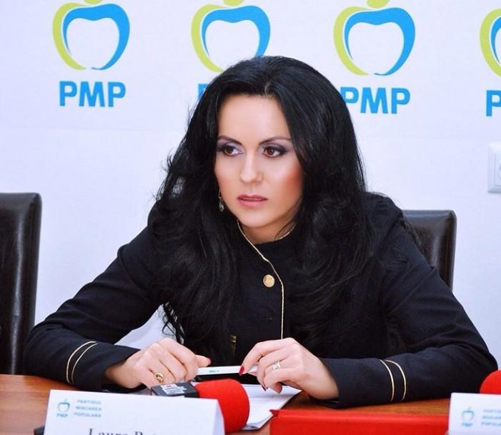 """Dr. Laura Bota: """"Criza naţională de sânge, o consecinţă a incompentenţei manageriale a conducerii Ministerului Sănătăţii"""""""