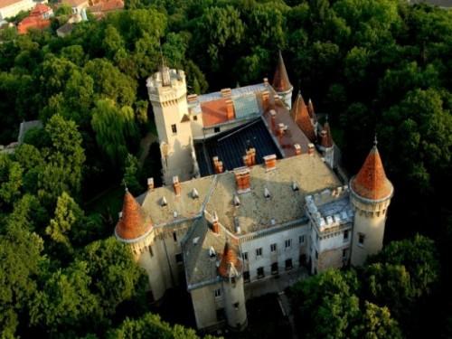 Castelul din Carei1