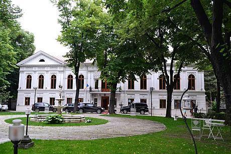 Palatul Ghica Tei