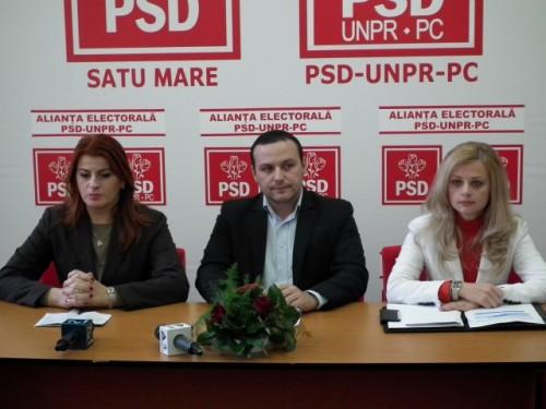 Conferinta PSD Satu Mare