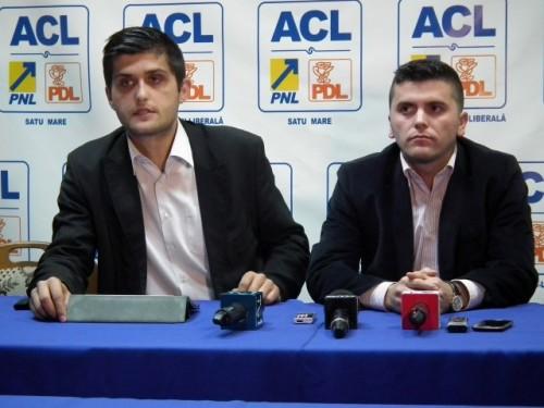 Adrian Cozma si Victor Cernea
