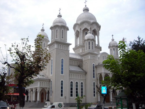 Catedrala din Negresti