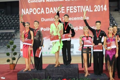 Dansatori