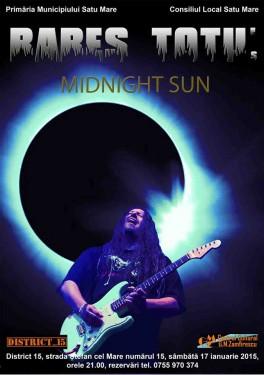 Afis Midnight Sun