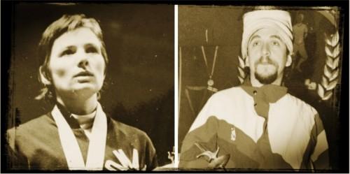 Ecaterina Stahl si Vasile Costa