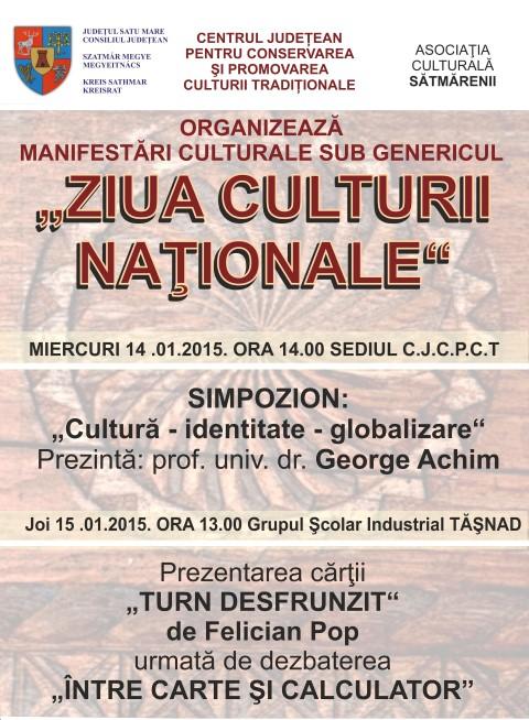 cultura traditionala