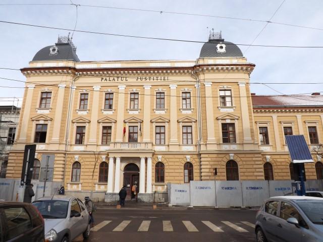 Cladire tribunal