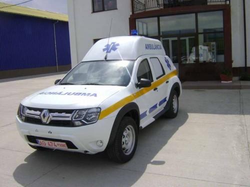 Dacia ambulanta1