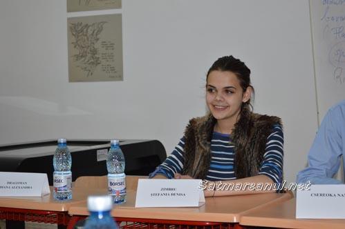 Zimbru Stefania Denisa