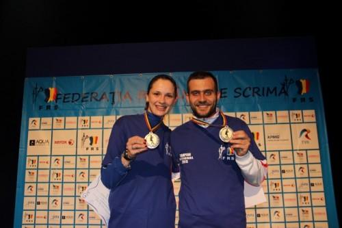 Simona Pop si Tiberiu Dolniceanu