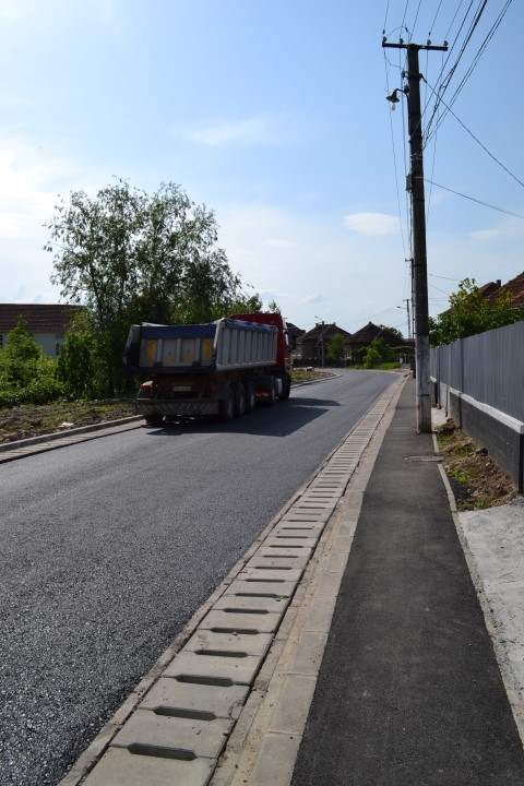 asfaltare strada Unirii II (2)
