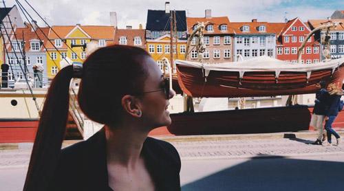 Alexandra Moise: Povestea unei sătmărence în țara lui Andersen