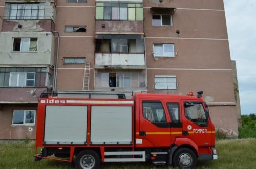 incendiu garsoniera strada IonGhica (11)