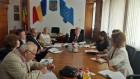 Prefectul s-a întâlnit cu reprezentanții firmelor de asigurări din județ