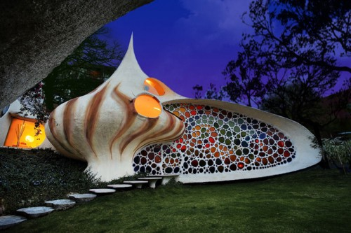 5 Nautilus House, Mexico