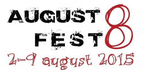 August fest logo 2015