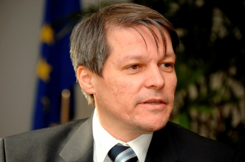 Dacian Ciolos, Minister for Agriculture and Fisheries of Romania, was received by Joe Borg, Member of the EC in charge of Fisheries and maritime affairs