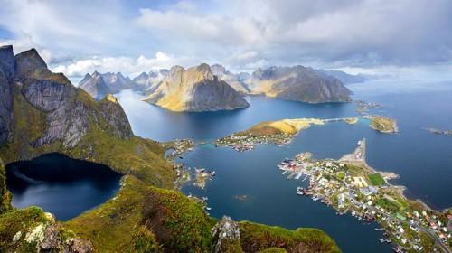 Insulele Lofoten