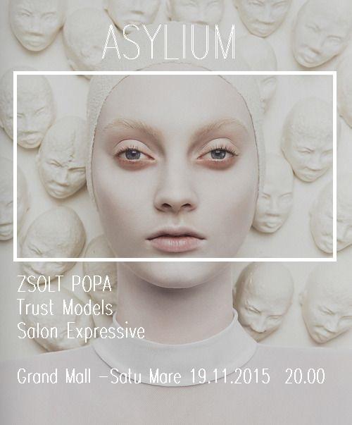 asylium poster