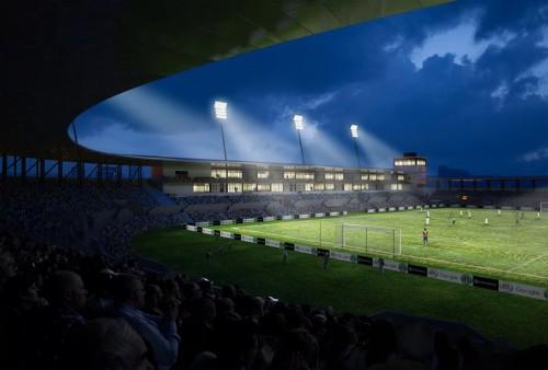 Stadion 1 intunecat