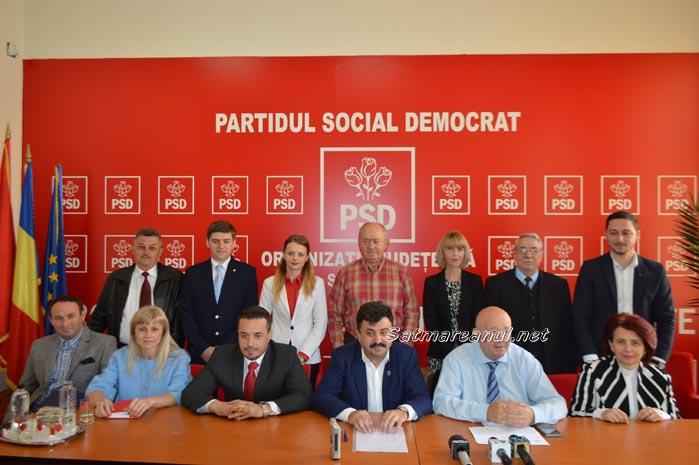 Consilieri PSD