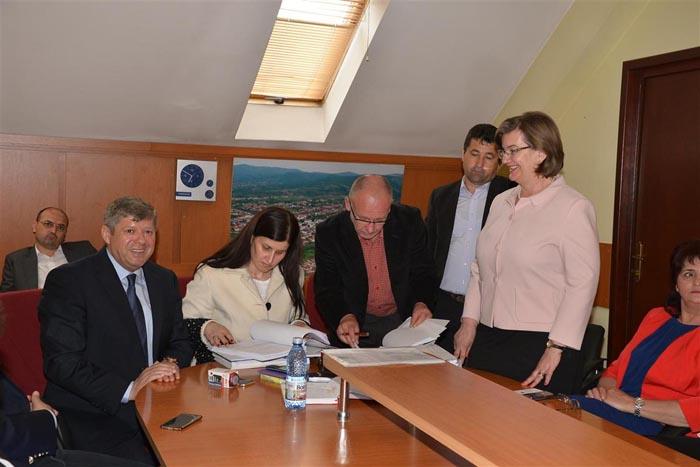 depunere candidatura Aurelia Fedorca 1