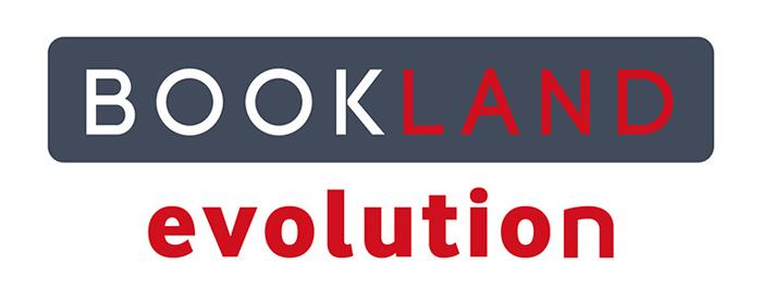 Logo Bookland evolution