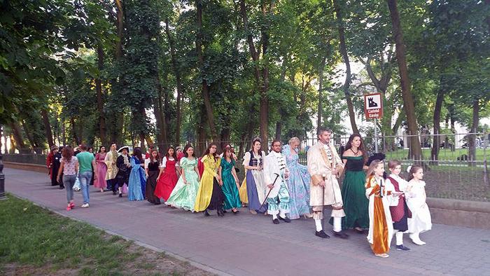 Parada Costume