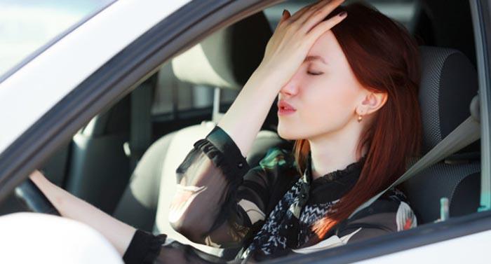 Femeile, mai nervoase la volan. Ce spun specialiștii