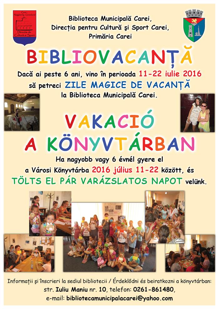 2016 - bibliovacanta