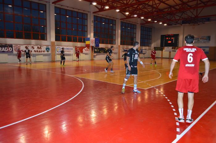 Handbal: CSM Satu Mare  a învins CS HC Reșița
