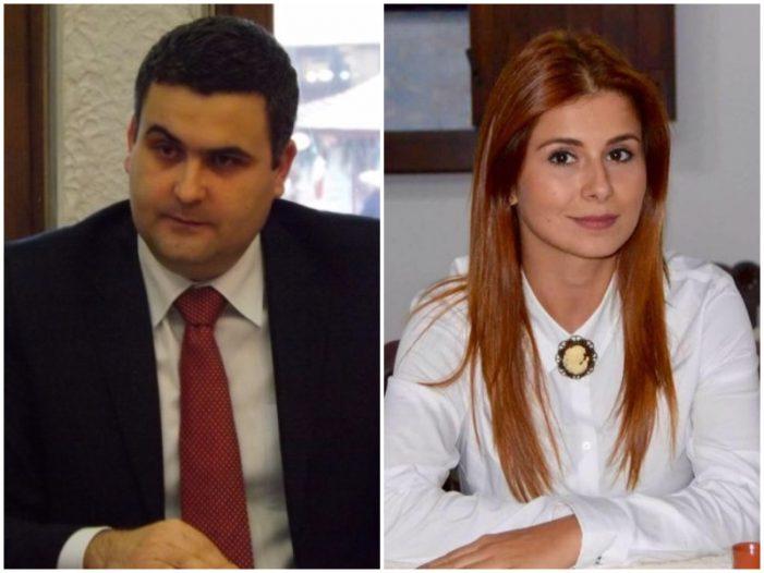 Gabriel Leș și Ioana Bran, primii pe listele PSD pentru parlamentare