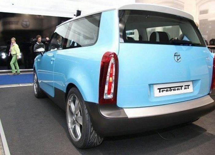 Se lansează pe piaţă noul Trabant. Vezi cum arată (Foto)