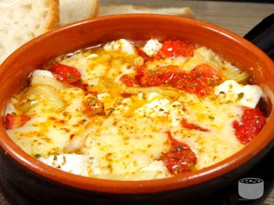 Retete traditionale grecesti: Bouyourdi