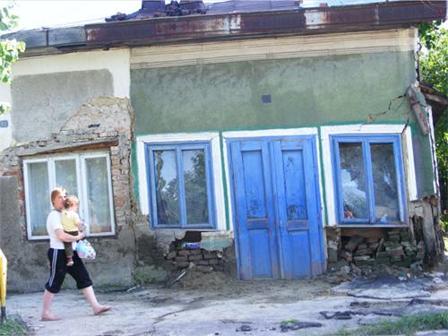 Apa trece, România rămâne
