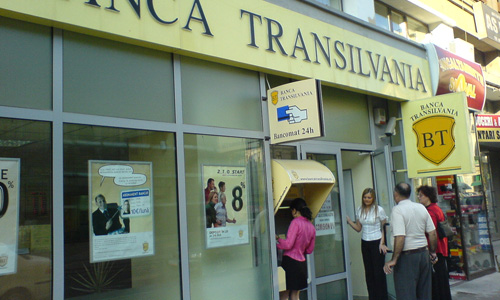 Scandalul de la Banca Transilvania
