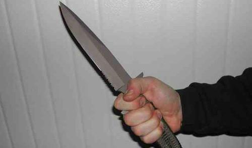 Cu cuţâtu noaptea prin Tăşnad