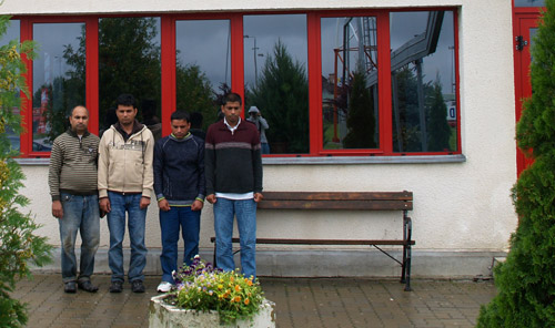 Doi pakistanezi, un indian şi un afgan reţinuţi la frontieră