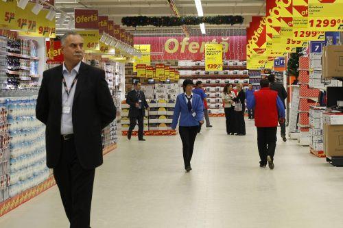 Prinsă la furat în supermarket