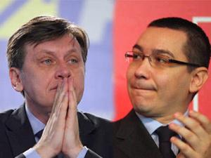 Victor Ponta şi Crin Antonescu vin sâmbătă în judeţul Satu Mare