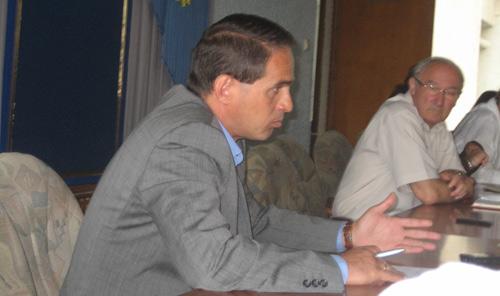 Viceprimarul Adrian Albu l-a criticat diplomatic pe prefectul Giurcă